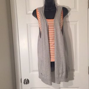 American Eagle Oversized Fitting cardigan/vest